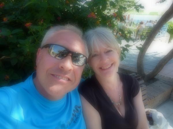 Jeanne & Geoff from Bury St Edmunds, United Kingdom
