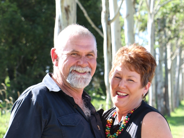 Mary-jane & Tom from Atherton, QLD, Australia