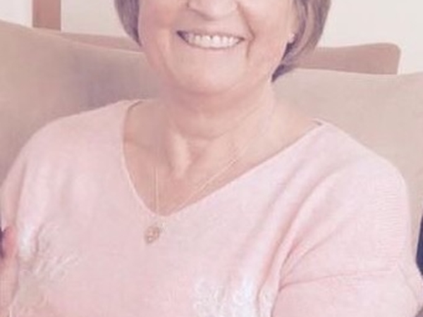 Evelyn from Barnard Castle, United Kingdom