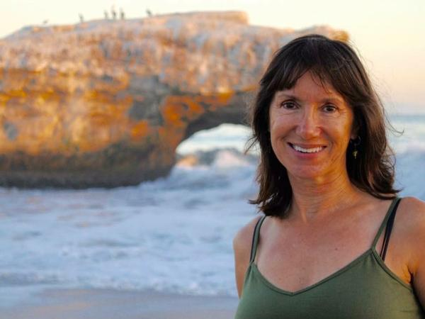 Susan from Monterey, California, United States