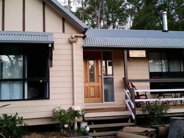 Housesitting assignment in Bundaberg, Queensland, Australia