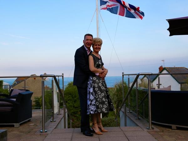 Tim & Tracey from Nottingham, United Kingdom