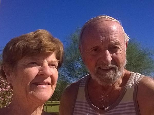 Kathy & Larry from Yuma, Arizona, United States
