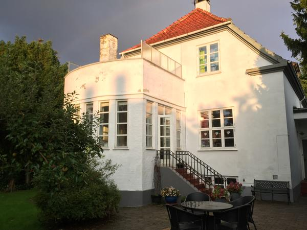 Housesitting assignment in Charlottenlund, Denmark