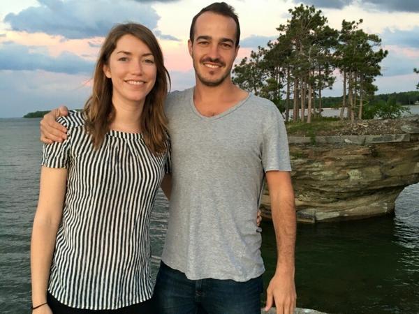 Liz & Scott from Orient, NY, United States