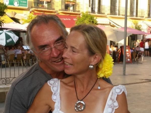 Victorine & Andrew-glyn from Alhaurín el Grande, Spain