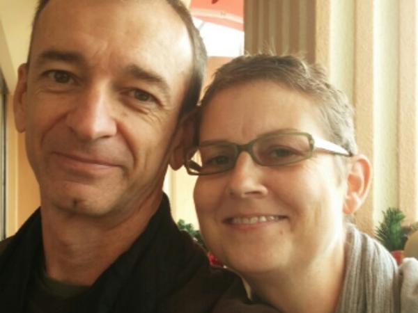 Lucy & Richard from La Rochelle, France