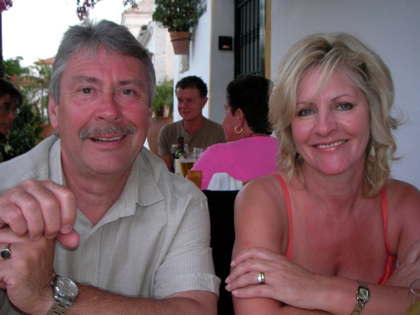 Linda & Kevin from Oakham, United Kingdom