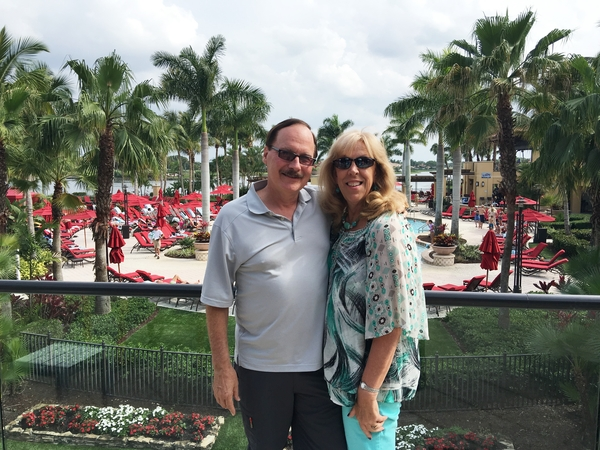 Robert & Carol from Fort Pierce, FL, United States