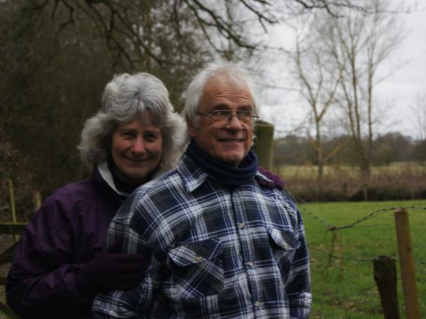 Lorna & Peter from East Bergholt, United Kingdom