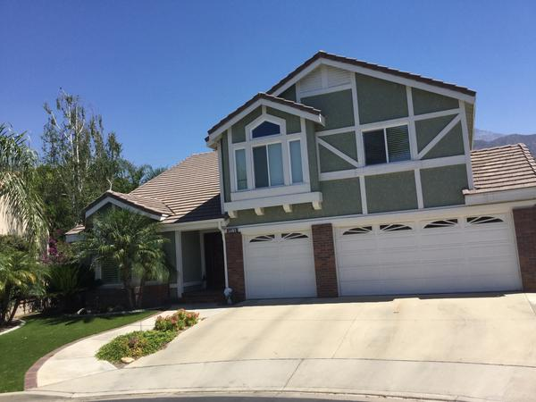 Housesitting assignment in Upland, CA, United States