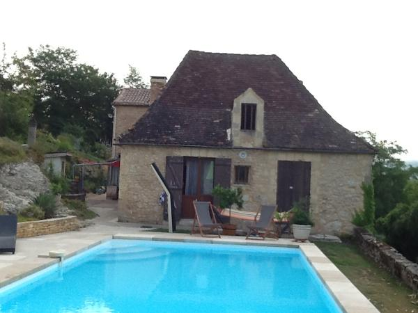 House in the Dordogne in the SW of France