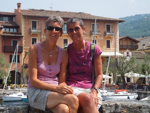 Tracy & Della from Bristol, United Kingdom
