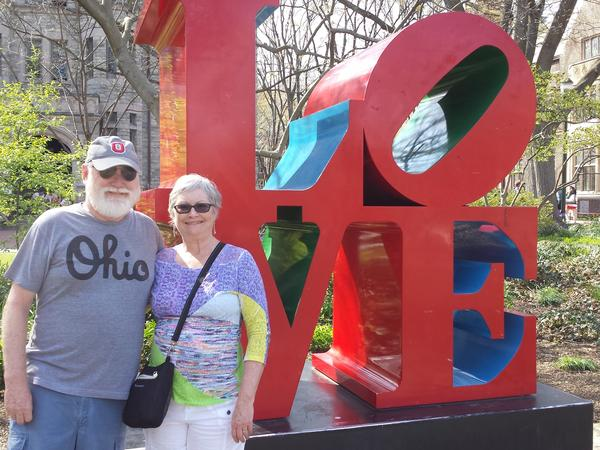Patsy & Jim from Columbus, OH, United States