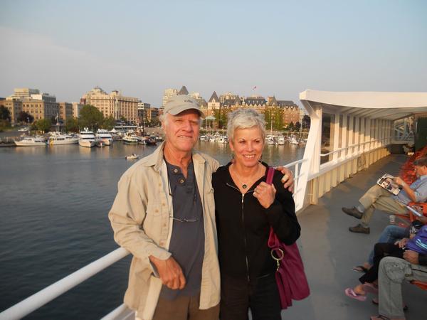 John & Pat from Bremerton, WA, United States