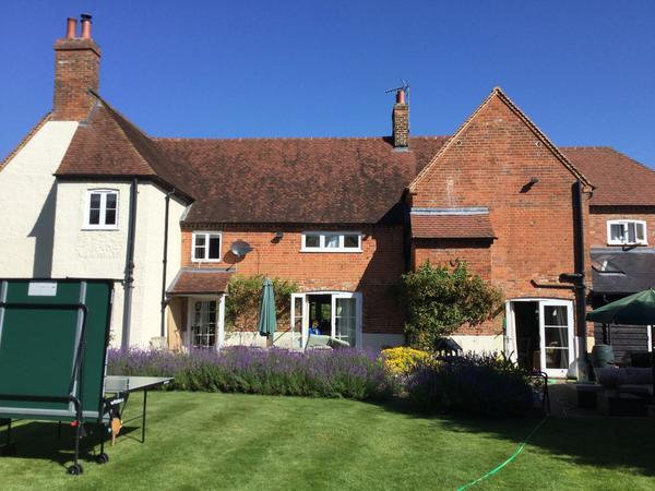 Farmhouse in Hampshire