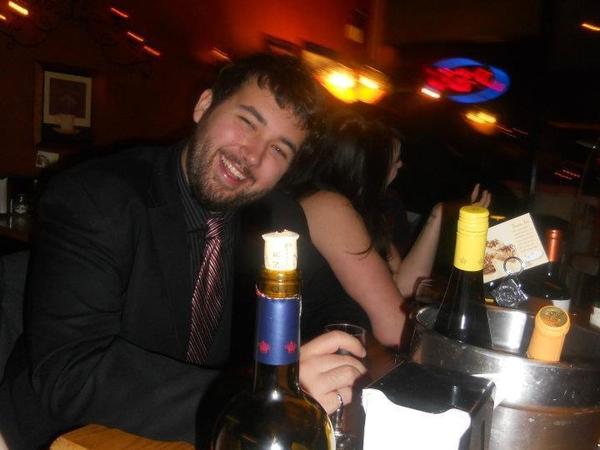 Simon from Calgary, Alberta, Canada