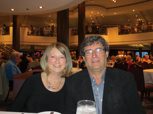 Mark & Bonnie from Digby, Nova Scotia, Canada