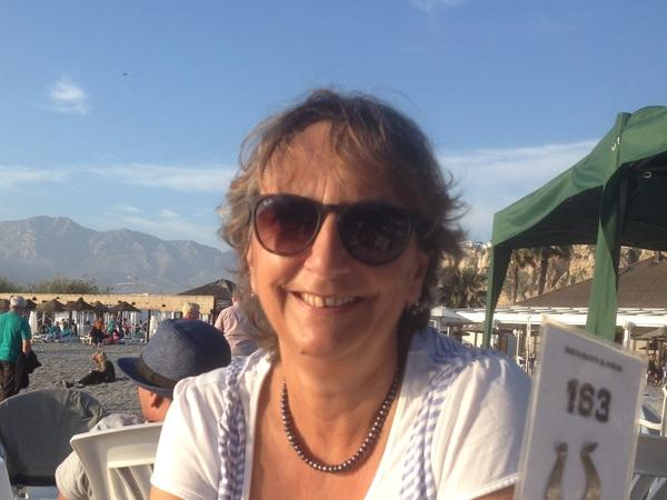 Judy from Agen, France