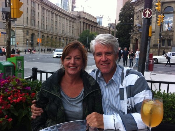 Tracy & John from Clarington, ON, Canada