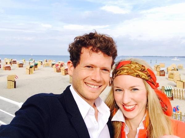 Jan & Sarah from Palma, Spain