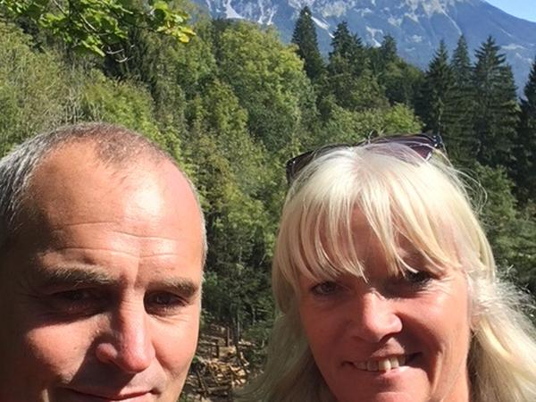 Paul & Sharon from Chester, United Kingdom