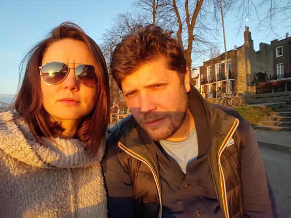 Frances & Thomas from London, United Kingdom