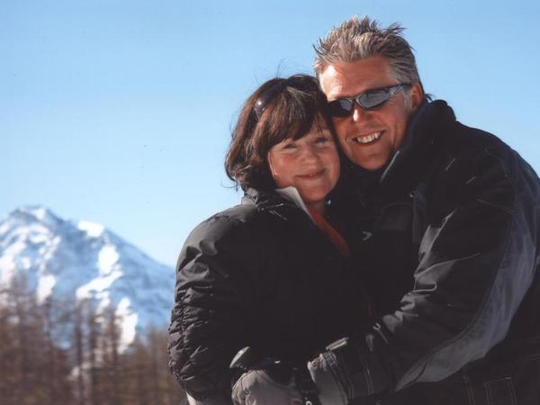 Joanna & Clive from Milton Keynes, United Kingdom