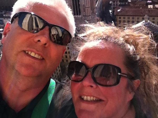 Craig & Lisa from Dalry, United Kingdom