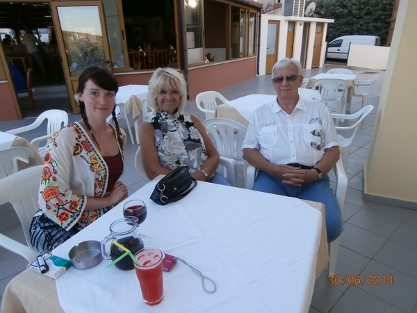 Cliff & Barbara from Middlewich, United Kingdom