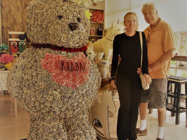 Gail & Michael from Yardley, Pennsylvania, United States