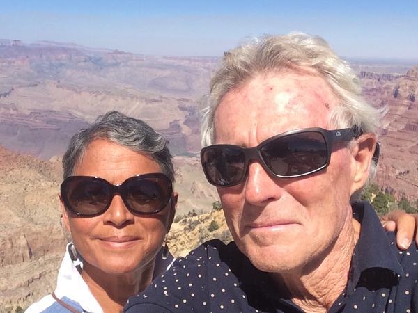 Jeanette & John from La Rochelle, France