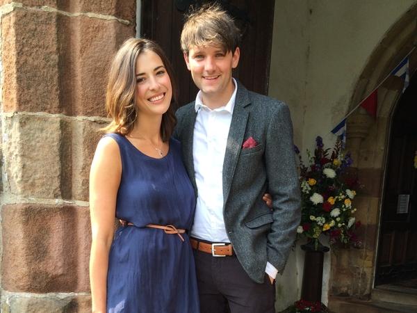 Rebecca & Sam from Sheffield, United Kingdom
