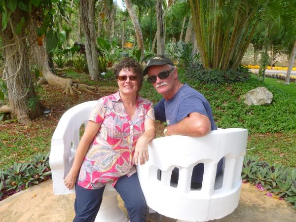 Linda & Chris from Adelaide, SA, Australia