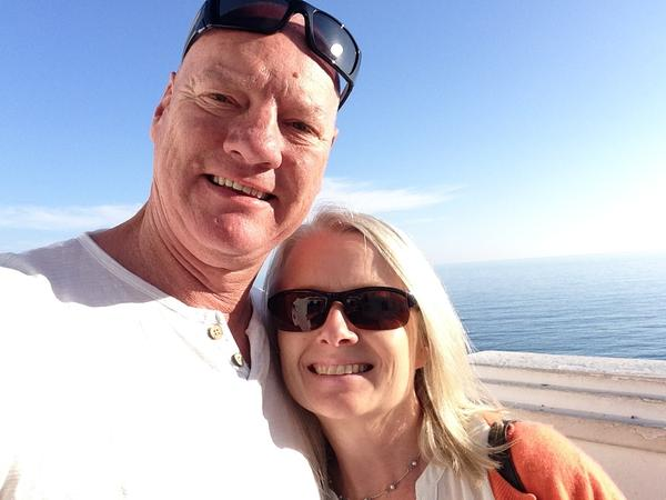 Graeme & Helen from Carnoustie, United Kingdom