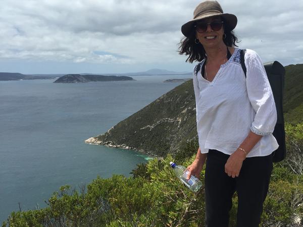 Debra from Fremantle, Western Australia, Australia