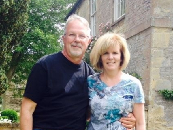 Kathy & Jerry from Brampton, ON, Canada