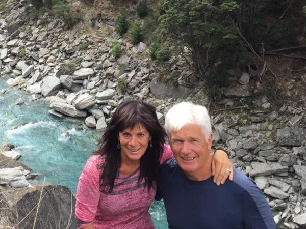 Lena & John from Nelson, British Columbia, Canada