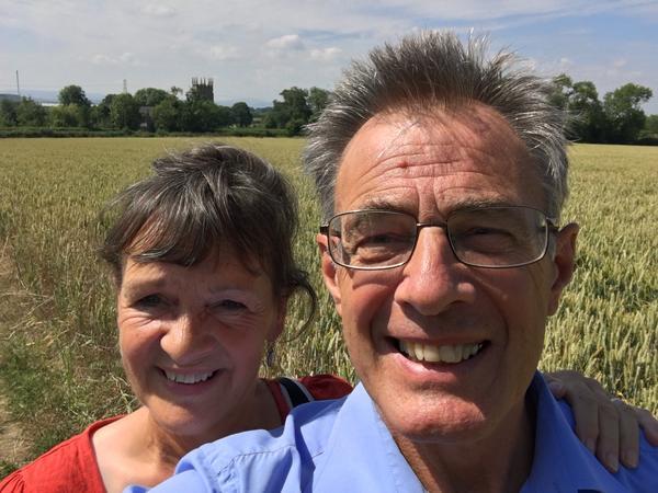 Robin & Carol from Shrewsbury, United Kingdom