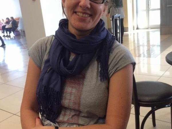 Irina from Yekaterinburg, Russia