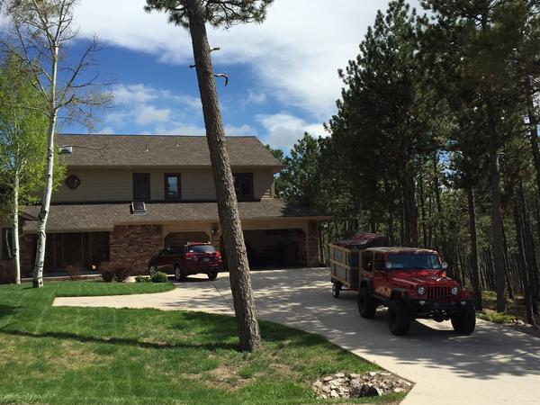 Housesitting assignment in Monument, CO, United States
