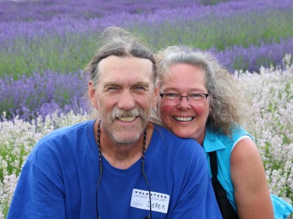 Rolande & Derek from Hillier, Ontario, Canada