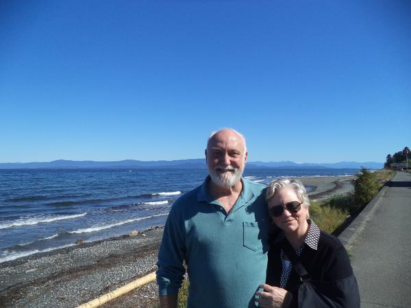 Peter & Mary from Lacey, Washington, United States