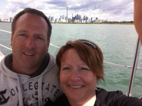 R & Jo from Kitchener, ON, Canada