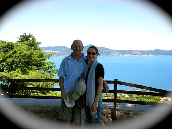 Carmel & Bill from Murchas, Spain
