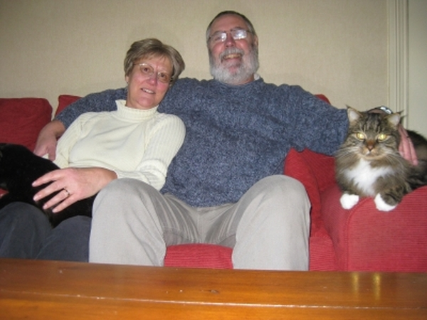 Emma & John from Toulouse, France