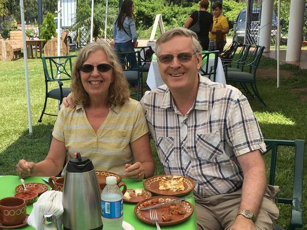 Derek & Valerie from Thornton, Colorado, United States