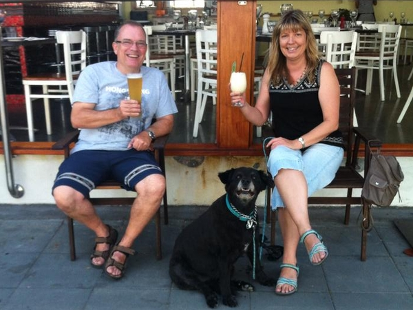 Gill & Keith from Cairns, QLD, Australia