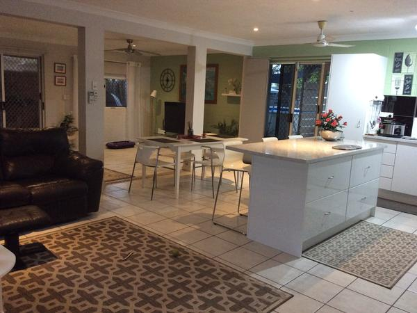 Housesitting assignment in Rasmussen, Queensland, Australia