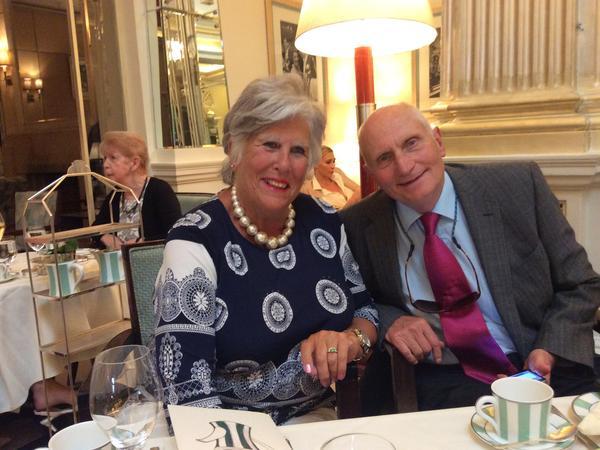 Christine & Brian from Truro, United Kingdom